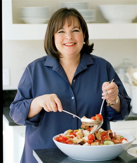ina garten show she is as lovely in person as she is on tv dishing