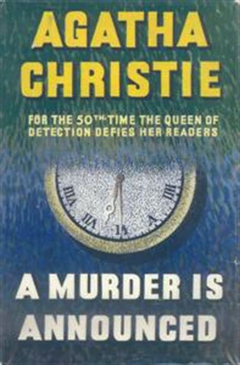 in the shadow of agatha christie classic crime fiction by forgotten writers 1850 1917 books a murder is announced