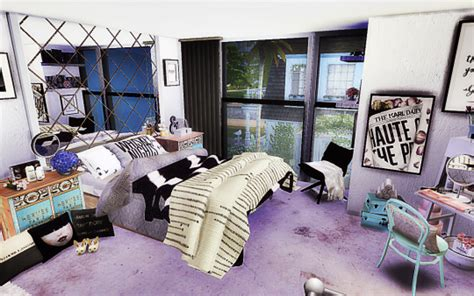 Tumblr Bedroom Clutter Sims 4 Cc | mio sims tumblr