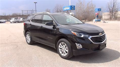 chevrolet equinox back 2018 chevrolet equinox lt mosaic black