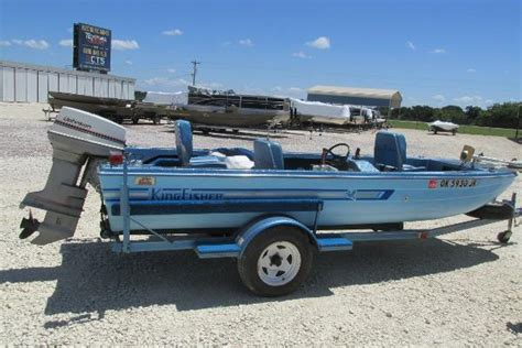 kingfisher fishing boats for sale used kingfisher boats for sale boats
