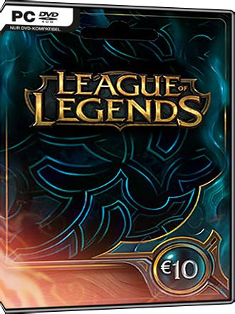 League Of Legends Gift Card Uk - buy league of legends 10 eur riot points card mmoga