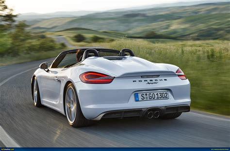 Porsche Boxster Spyder by Ausmotive 187 2015 Porsche Boxster Spyder In Detail