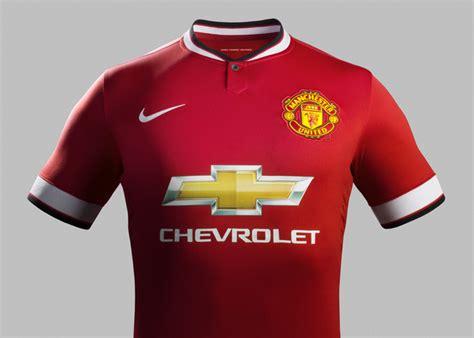 Promo Heboh Jersey Manchester United Home Mu Home 2016 2017 Longslee utd 2014 15 chevrolet kit officially released