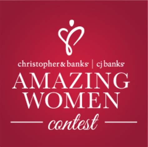 Christopher And Banks Gift Card - christopher banks nominate an amazing woman win a 75 gift card dressing room 8
