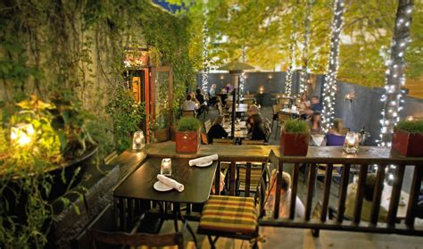 backyard dining opentable 2015 top 100 patio dining restaurants in canada