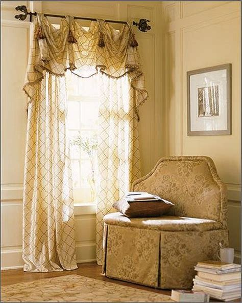 elegant living room curtains elegant curtain and chair in living room interior