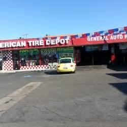 Auto Tire Depot Montreal American Tire Depot Tires 808 W Lincoln Ave Anaheim