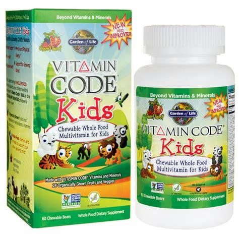 Garden Of Vitamin Code For by Garden Of Vitamin Code 50 Wiser Multivitamin