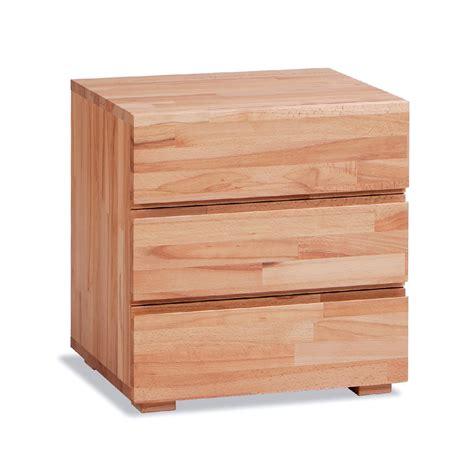 kernbuche nachttisch hasena wood line massivholz nachttisch treva