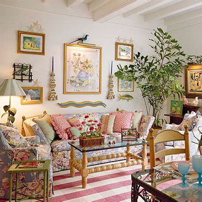 Chintz Room by Top 10 Decor Trends 2014 Aqua Design