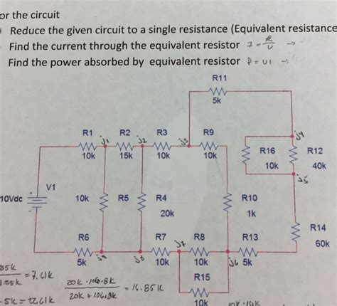 finding current through a resistor in a circuit electrical engineering archive may 22 2017 chegg