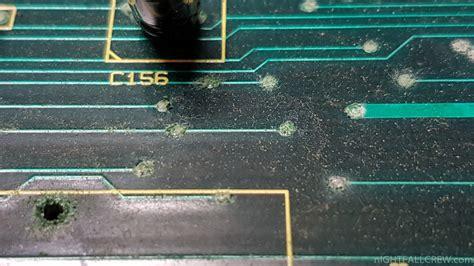 replace capacitor psu nightfall