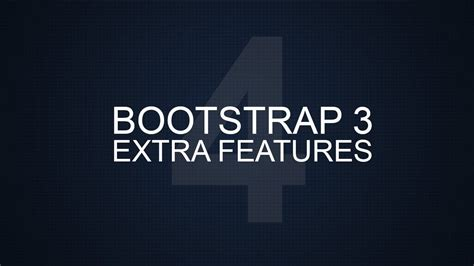 tutorial bootstrap carousel bootstrap 3 extra tutorials 4 carousel image slider