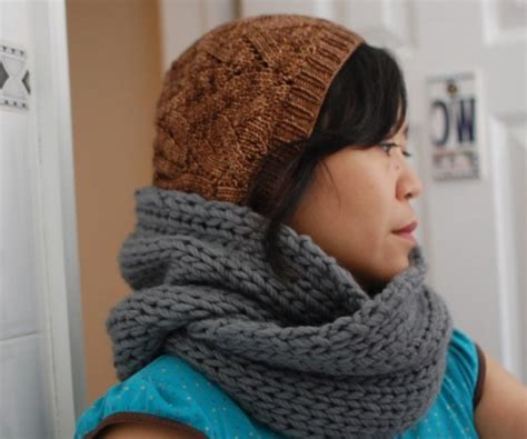 knit an infinity scarf with circular needles charly infinity scarf getting purly with it