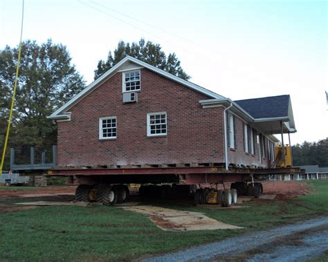 brick house movers brick house move oak ridge nc blake moving rigging