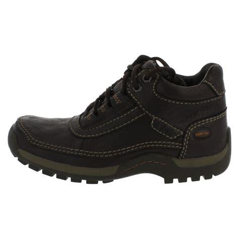 mens tex boots mens clarks tex boots walk ebay