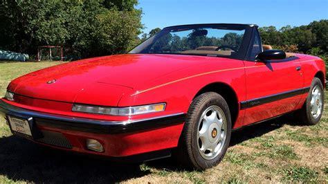 1991 buick reatta 1991 buick reatta convertible w151 kissimmee 2017