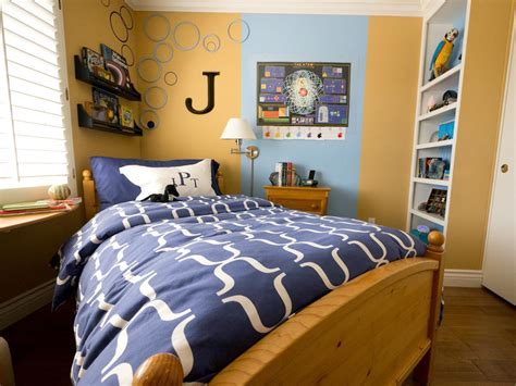 Boys Bedroom Furniture For Small Rooms Small Boy S Room With Big Storage Needs Room Ideas For Playroom Bedroom Bathroom Hgtv