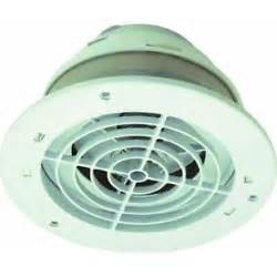 white 4 to 6 duct adjustable kitchen bathroom exhaust fan