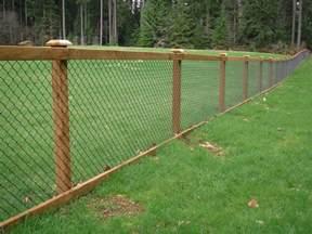 Backyard Putting Green Installation Chain Link Fencing In Lynnwood Wa