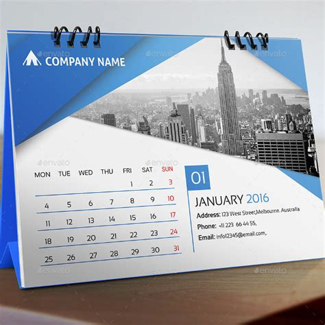 desk calendar template psd 2018 table calendar template free desk calendar