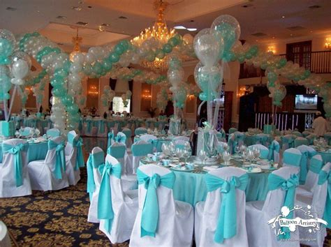 quinceanera party themes decorations bar mitzvah party themed parties sweet 16 and tiffany