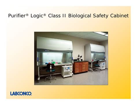 class ii biological safety purifier logic class ii biological safety cabinets