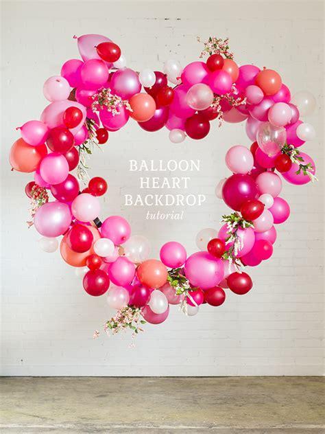 Heart Balloon Arch » Home Design 2017