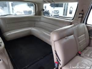 Ford Excursion Interior Used 2007 Ford Excursion Suv Stretch Limo Springfield