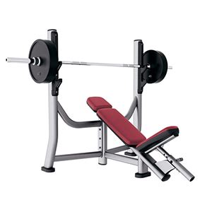 high incline bench press gym equipment guide for beginners names and pictures