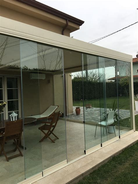 veranda bioclimatica veranda bioclimatica con vetrata panoramica tutto vetro