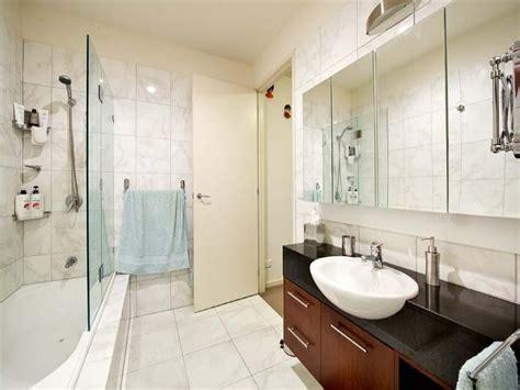 aussie bathrooms glass in a bathroom design from an australian home