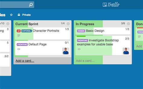 how do i set up a trello card template agile scrum for trello boards chrome web store