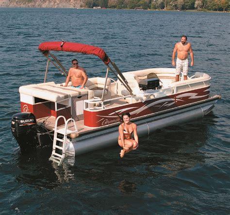 parti kraft pontoon boat covers let the season begin pontoon deck boat magazine
