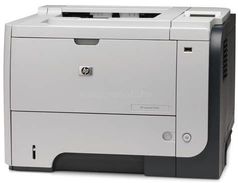 Printer Hp Laserjet Enterprise P3015dn hp laserjet enterprise p3015dn printer ce528a mono l 233 zer nyomtat 243 mysoft hu