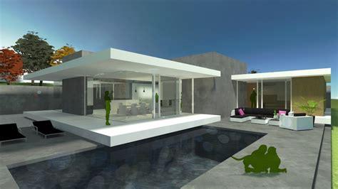 moderne pavillons haus ideen