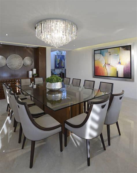 una casa elegante  muy hermosa comedor decoracion