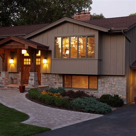 split level remodel 105 best images about exteriors tri levels on pinterest