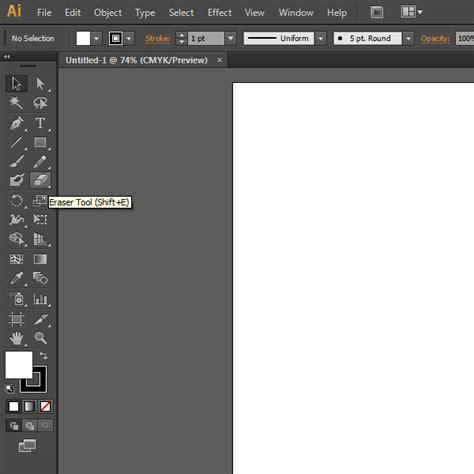 illustrator tutorial knife tools rarely used in illustrator the knife tool