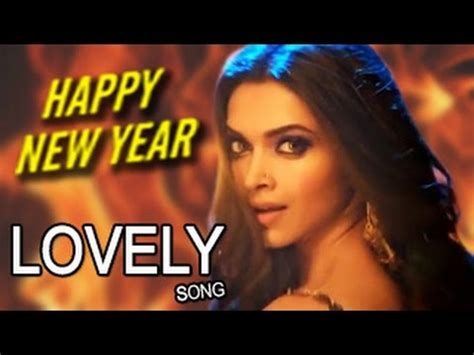 new year vachessindi song lovely official song happy new year shahrukh khan deepika padukone song
