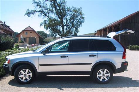 volvo hatchback 2002 has anyone compared the xc90 with the audi