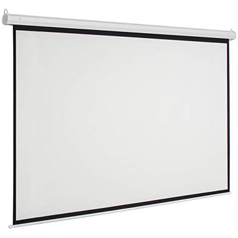 World Screen Projector Motorized 60x60 crazyworldstore 100 inch 16 9 matte white 4k home theater
