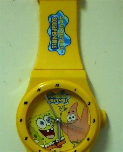 Jam Dinding Arloji Spongebob zmf shoppe jam dinding kartun jam tangan besar