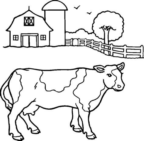 Pics Photos  Printables Coloring Farm sketch template