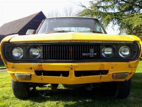 yellow nissan truck datman datsun nissan cars for sale
