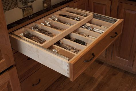 cutlery drawer organizer ideas award winning kitchens to up a storm