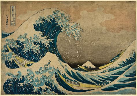 biography of hokusai japanese artist japanese woodblock prints hill stead museum