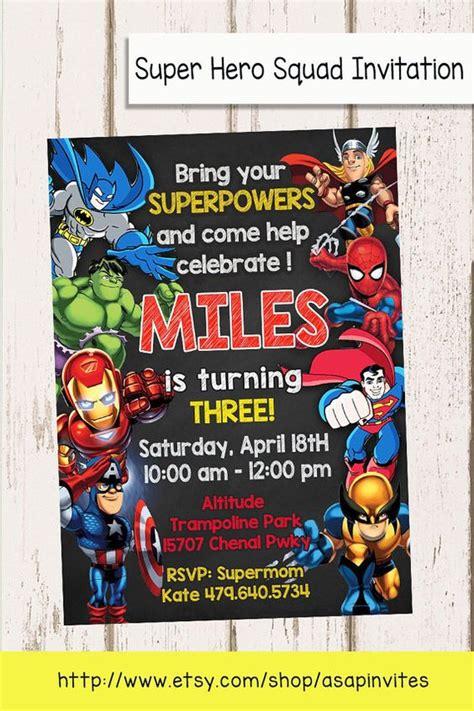 Ideas De Invitaciones Para Fiesta Infantil De Super Heroes 24 Decoracion De Fiestas Guardians Of The Galaxy Invitation Template
