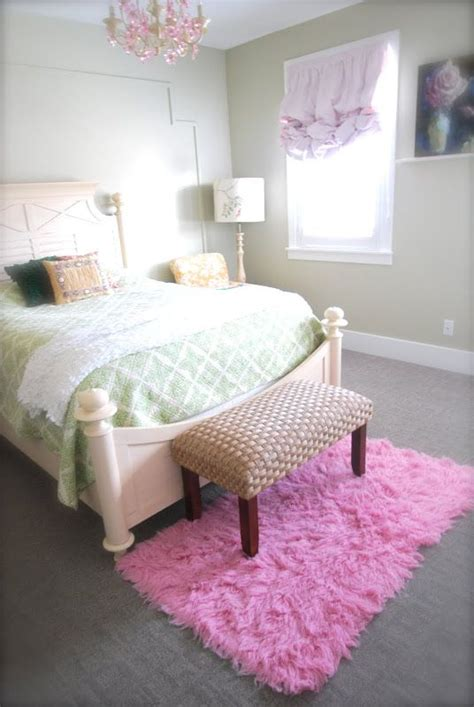 girls bedroom rug flokati rug girls bedroom pink and girls bedroom on pinterest
